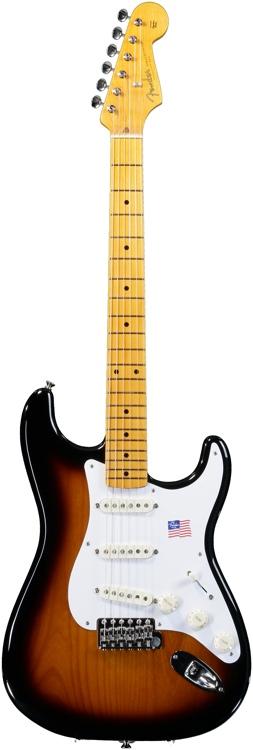 Fender American Vintage \'57 Stratocaster - 2-Color Sunburst image 1