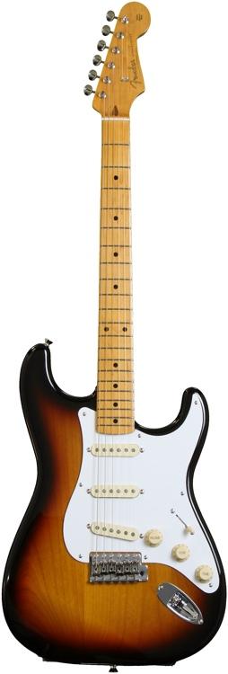 Fender 2013 MIJ LTD Edition \'58 Stratocaster - Alder Body, 3 Color Sunburst image 1