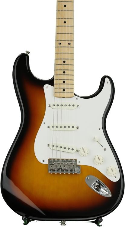 Fender American Vintage \'59 Stratocaster - 3-color Sunburst with Maple Fingerboard image 1