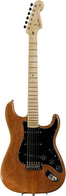 Fender Custom Shop 1960s Mahogany Stratocaster image 1