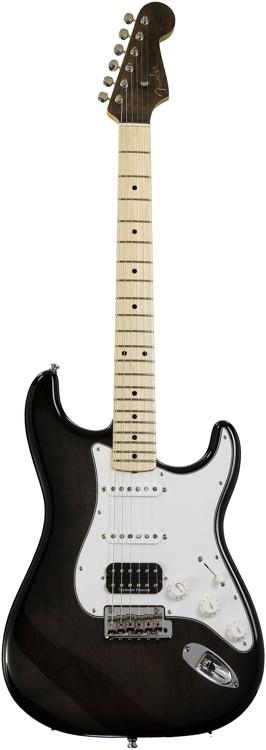 Fender Custom Shop Sweetwater Mod Squad \'62 Stratocaster - Trans Ebony, Glossy image 1