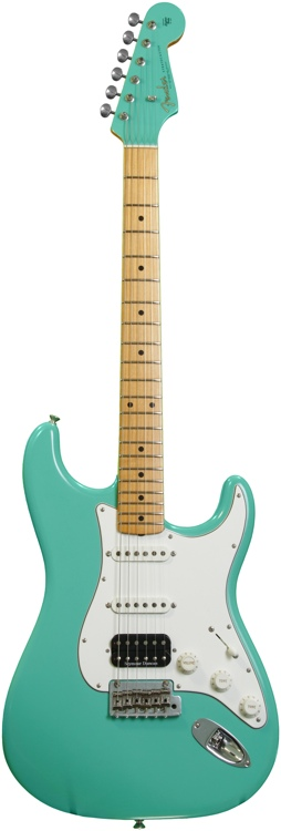 Fender Custom Shop Sweetwater Mod Squad \'62 Stratocaster - Sea Foam Gr, Closet Clsc image 1