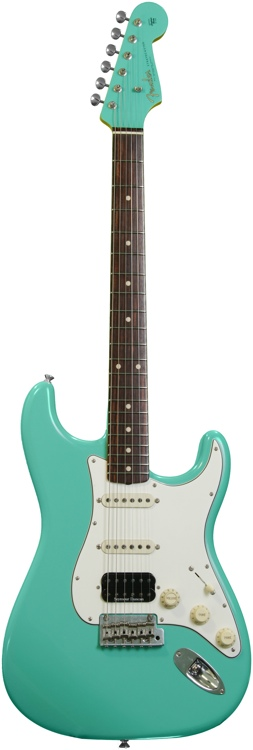 Fender Custom Shop Sweetwater Mod Squad \'62 Stratocaster - Sea Foam Grn, Clst Clsc image 1