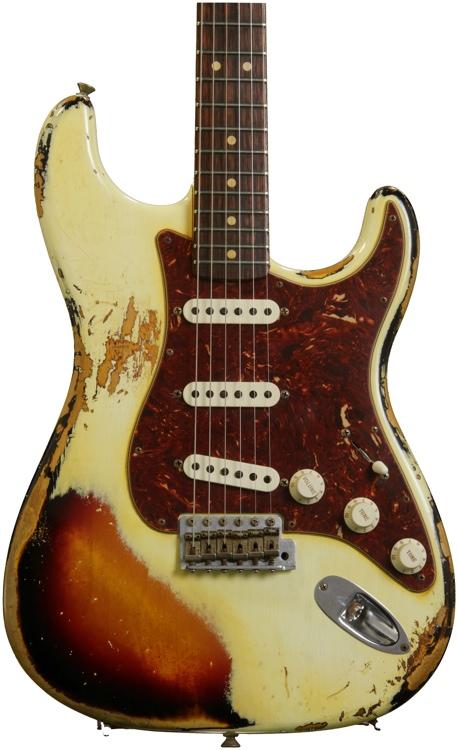 Fender Custom Shop \'63 Heavy Relic Strat image 1