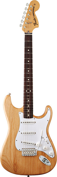 Fender Classic \'70s Stratocaster - Natural image 1