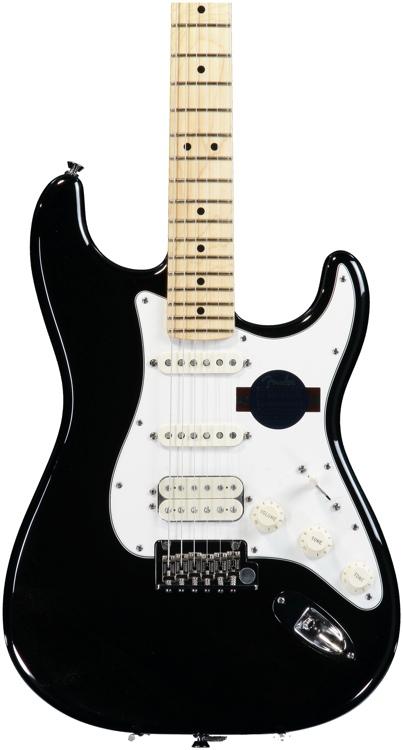 Fender American Standard Stratocaster HSS - Black, Maple image 1