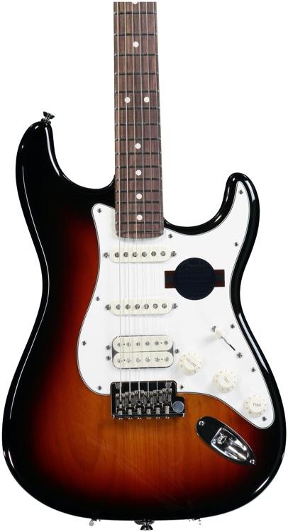 Fender American Standard Stratocaster HSS - 3-Color Sunburst image 1