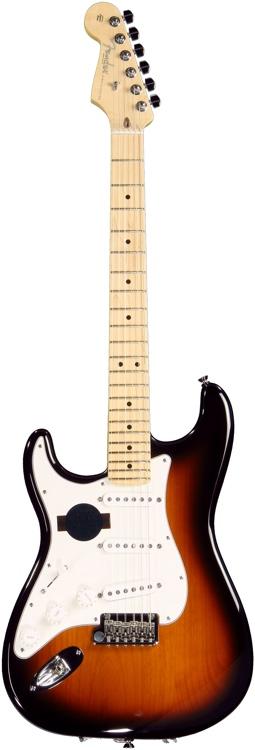 Fender American Standard Stratocaster - Left Handed 2 Color Sunburst image 1