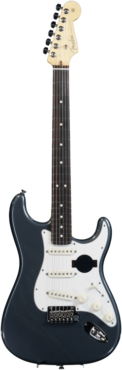 Fender American Standard Stratocaster (2012) - Charcoal Frost Metallic with Rosewood Fingerboard image 1