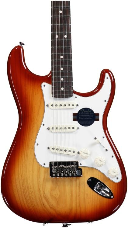 Fender American Standard Stratocaster - Sienna Sunburst with Rosewood Fingerboard image 1