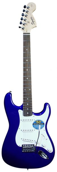 Squier Affinity Stratocaster - Metallic Blue image 1