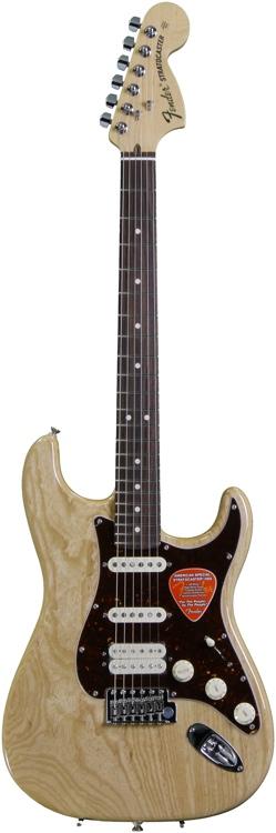 Fender FSR American Special Stratocaster HSS - Natural, Ash Body image 1