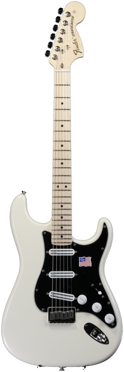 Fender Billy Corgan Stratocaster - Olympic White image 1