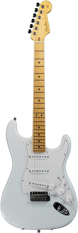 Fender Custom Shop Custom Deluxe Stratocaster Special - Olympic White image 1