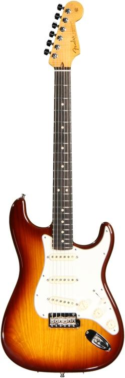 Fender Custom Shop Custom Deluxe Stratocaster Special - Tobacco Sunburst image 1