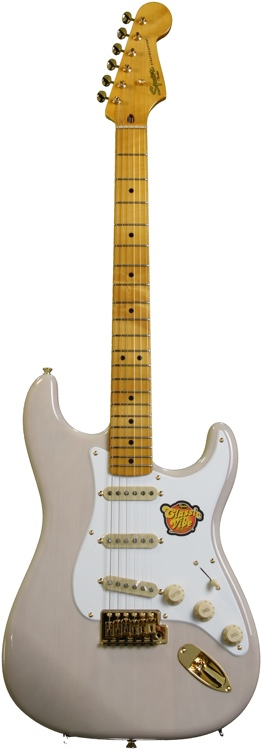 Squier Classic Vibe Stratocaster \'50s - White Blonde image 1