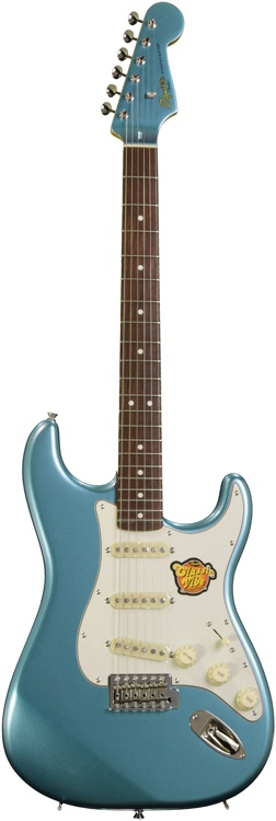 Squier Classic Vibe Stratocaster \'60s - Lake Placid Blue image 1