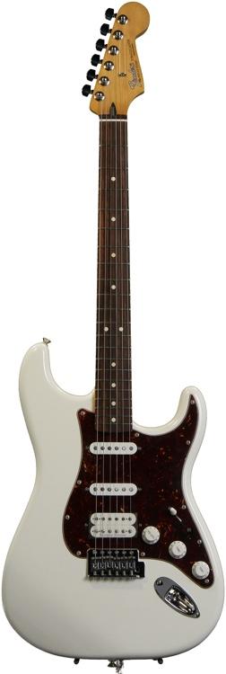 Fender Deluxe Lone Star Strat - Arctic White image 1