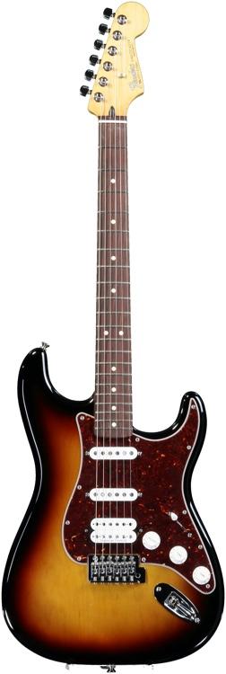 Fender Deluxe Lone Star Strat - Brown Sunburst image 1