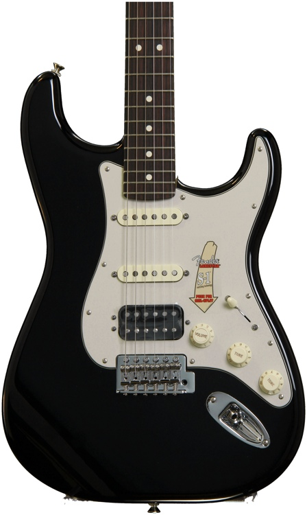 fender deluxe lone star stratocaster black sweetwater. Black Bedroom Furniture Sets. Home Design Ideas