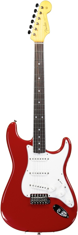 Fender Eric Johnson Stratocaster RW - Dakota Red image 1