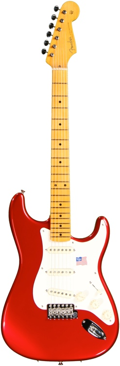 Fender Eric Johnson Stratocaster - Candy Apple Red image 1