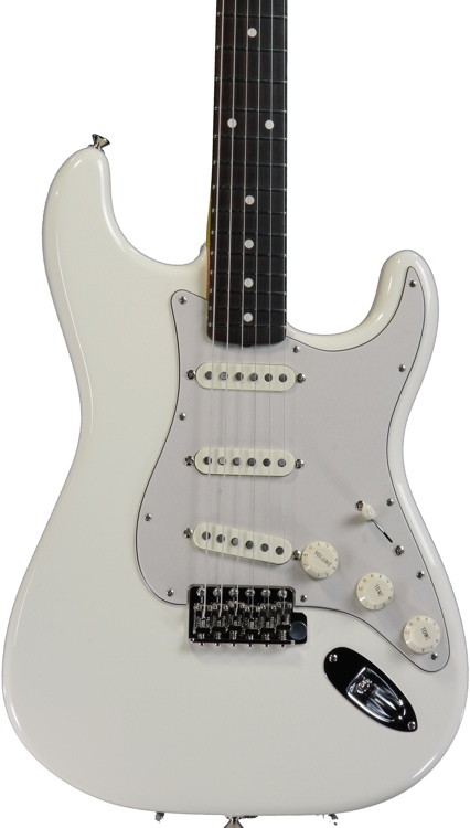 Fender John Mayer Signature Stratocaster - Olympic White image 1