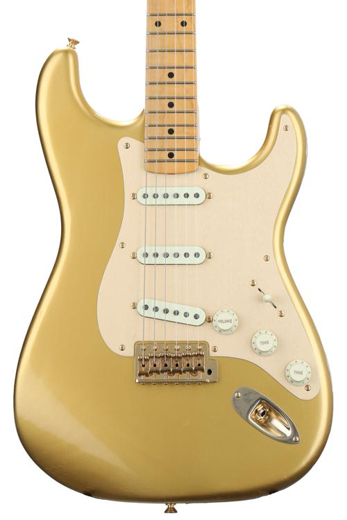 Fender Custom Shop Limited Edition Stratocaster Closet Classic - HLE Gold image 1