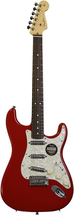 Fender FSR Lipstick Strat - Torino Red image 1