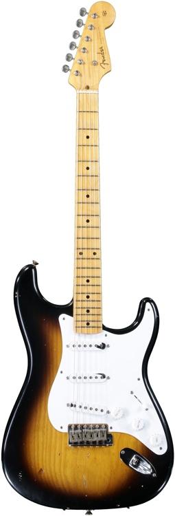 Fender Custom Shop Buddy Holly Masterbuilt 1955 Stratocaster Relic image 1