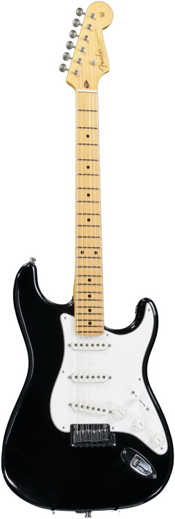 Fender Custom Shop 2012 Closet Classic Stratocaster Pro - Black image 1