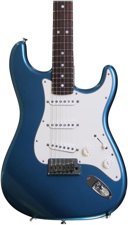 Fender Custom Shop 2014 Proto Strat - Aged Lake Placid Blue image 1