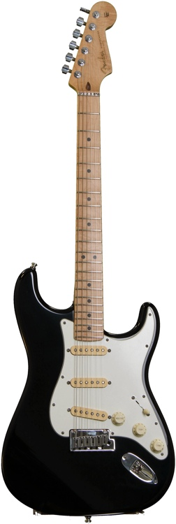 Fender Custom Shop Stratocaster Pro Special with DiMarzio Pickups - Black image 1