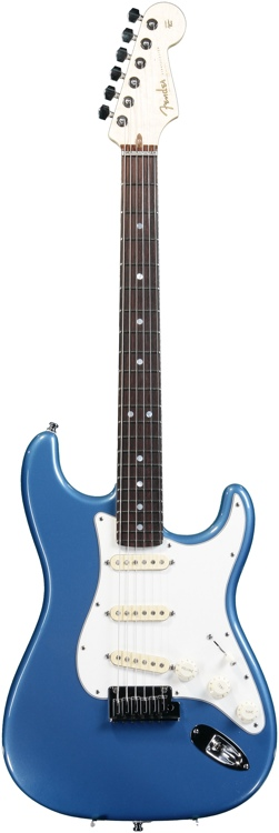 Fender Custom Shop Stratocaster Pro Special with DiMarzio Pickups - Lake Placid Blue image 1