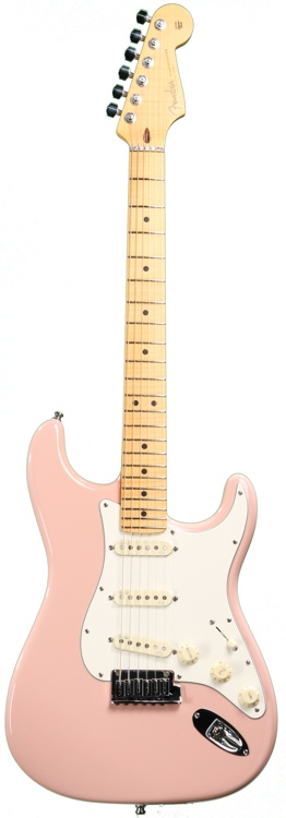 Fender Custom Shop Stratocaster Pro Special - Shell Pink image 1