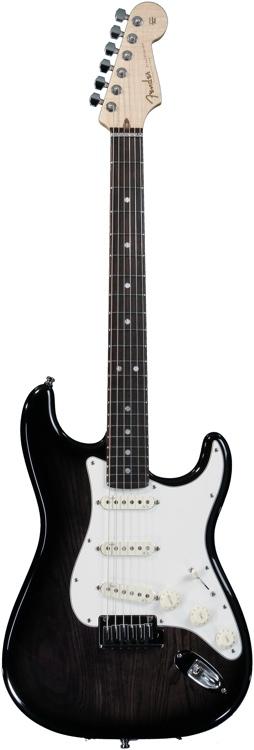 Fender Custom Shop Stratocaster Pro Special - Ebony Transparent image 1