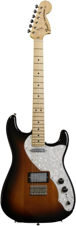 Fender Pawn Shop \'70s Stratocaster Deluxe - 2-color Sunburst image 1