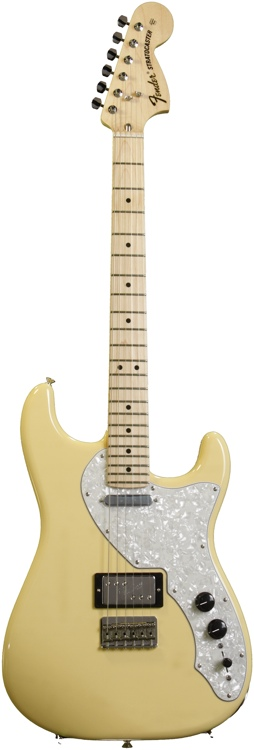 Fender \'70s Pawn Shop Stratocaster Deluxe - Vintage White image 1