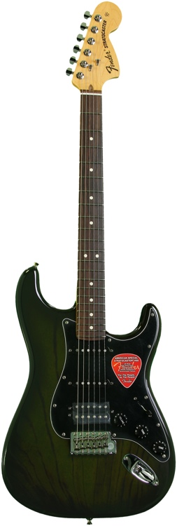 Fender Prototype Stratocaster - Transparent Green image 1