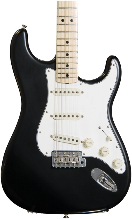 Fender Custom Shop Ritchie Blackmore Tribute Stratocaster - Black image 1
