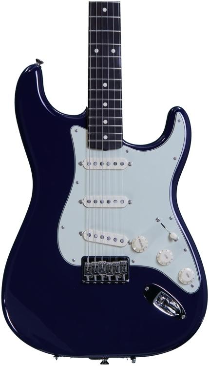 Fender Robert Cray Stratocaster - Violet with Rosewood Fingerboard image 1