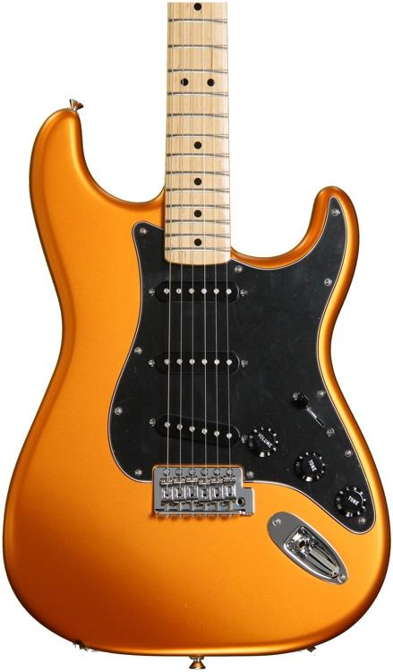 Fender Standard Stratocaster Satin - Arizona Sun image 1