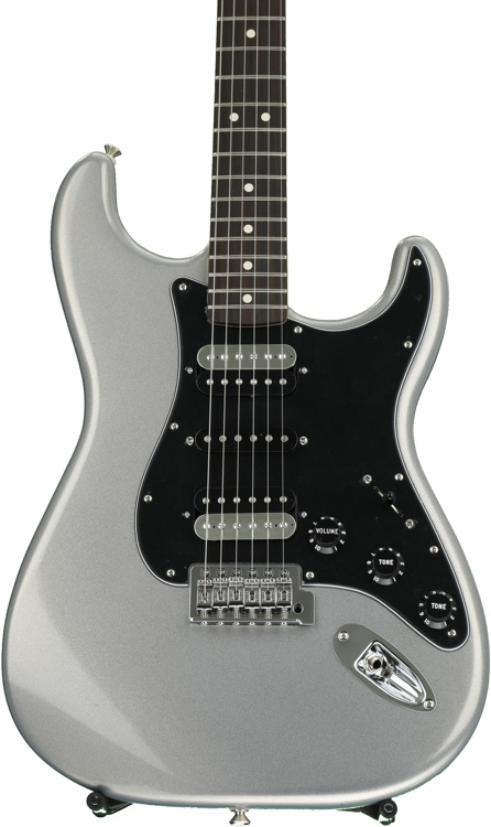 Fender Standard Stratocaster HSH - Ghost Silver with Rosewood Fingerboard image 1