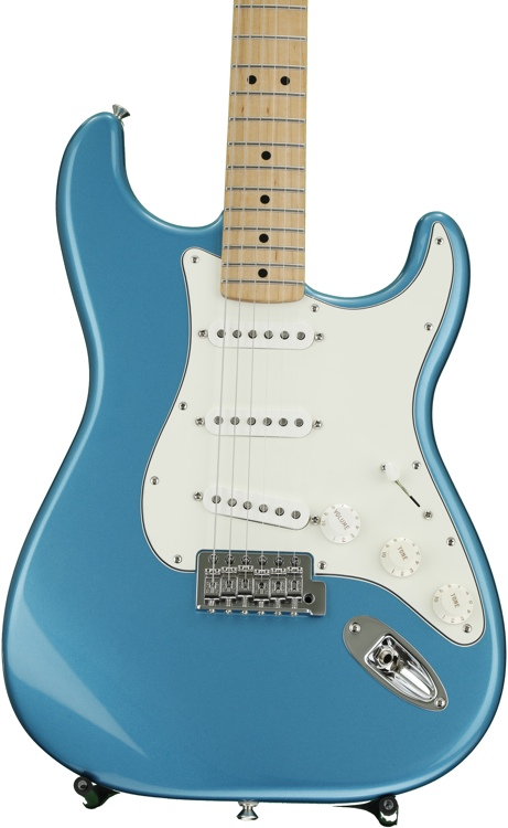 Fender Standard Stratocaster - Lake Placid Blue with Maple Fingerboard image 1
