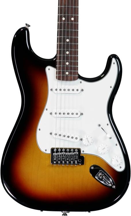 Fender Standard Stratocaster - Brown Sunburst with Rosewood Fingerboard image 1