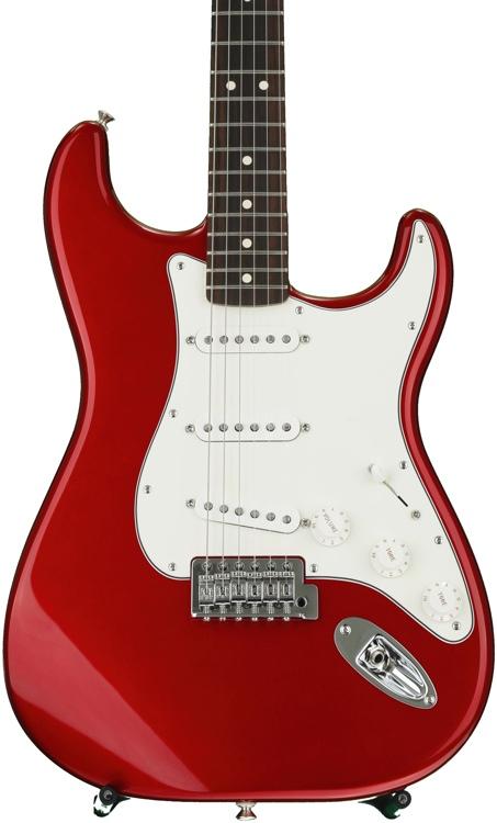 Fender Standard Stratocaster - Candy Apple Red, Rosewood Fingerboard image 1