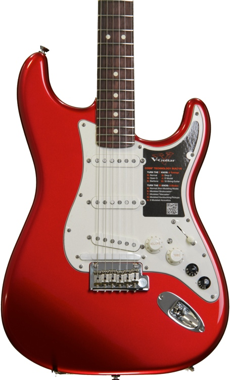 Roland G-5A VG Stratocaster - Candy Apple Red image 1