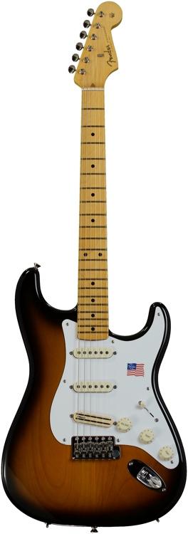 Fender Vintage Hot Rod \'57 Stratocaster - 2-Color Sunburst image 1