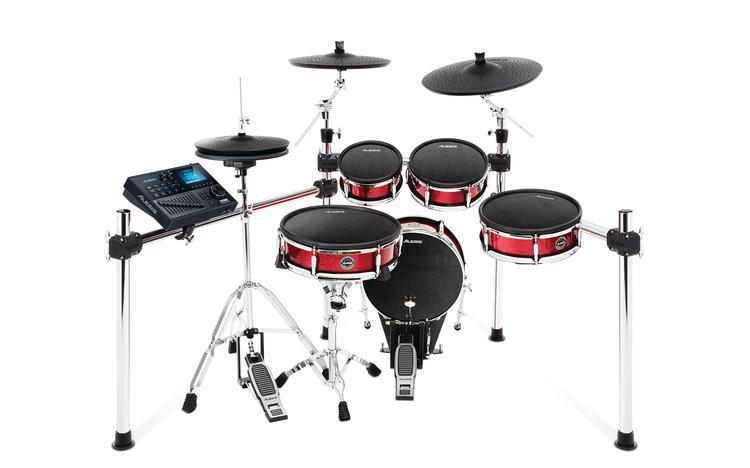 Alesis Strike Kit - 5-piece Electronic Drum Kit with Mesh Drumheads image 1
