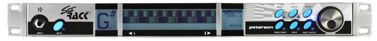 Peterson VS-R StroboRack Virtual Strobe Rack Tuner image 1